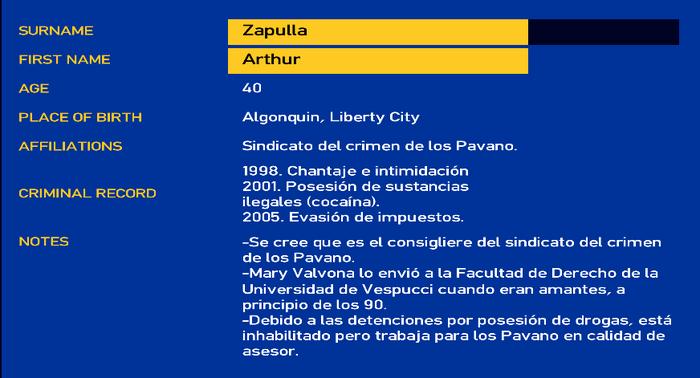 Arthur zapulla