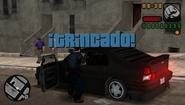 GTA LCS Tony got busted