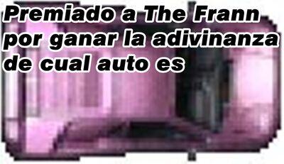 PREMIADO A The Frann
