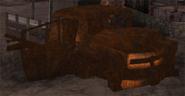 Una Walton oxidada