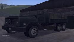 Barracks OL III