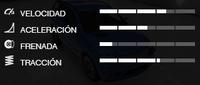 Serrano Estadísticas