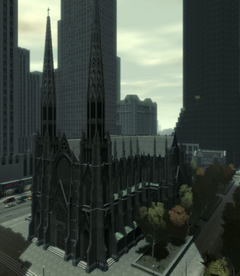 Catedral Columbus GTA IV