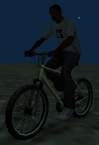 Mountain Bike SA