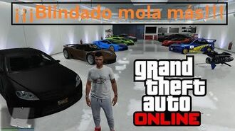 ⚠ Blindado mola más!!! GTA Online Gameplay ⚠ vincelote