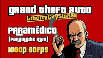 GTA Liberty City Stories - Paramédico - 1080p 60FPS