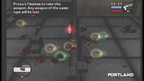 GTA Liberty City Stories Side Mission Slash TV!