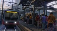El metro de GTA V