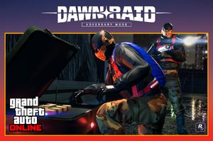 GTA Online Asalto al alba