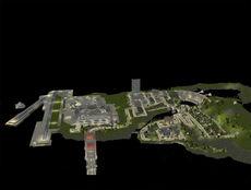 Mapa de Shoreside Vale en 3-D