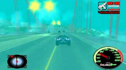 Sonido raro en GTA San Andreas