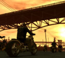 Carreras callejeras de Grand Theft Auto IV: The Lost and Damned