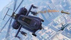 GTA Online Cuota aérea I