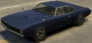 Stallion coupé GTA IV