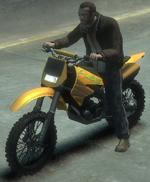Sanchez GTA IV