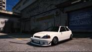 Blista Kanjo tuneado 2 GTA V