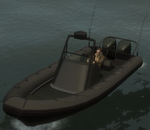 Dinghy GTA IV