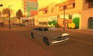 GTA San Andreas Beta Slamvan