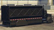 Pounder personalizado blindaje pesado atras