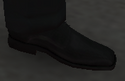 Zapatos negros Oxford GTA IV