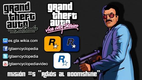 Boomshine Blowout - Mission