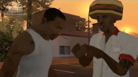 GTA San Andreas - Mission 17 - Life's a Beach (HD)