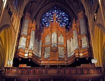 Órgano de la catedral de Colón-Historia Oda a Liberty City