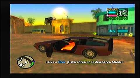 GTA VCS PS2 MISIÓN 52 SALCHICHA SCHLONG