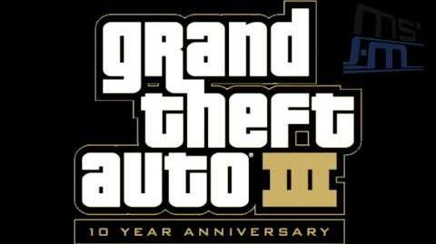 Grand Theft Auto III - MSX FM