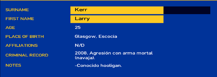 Larry kerr