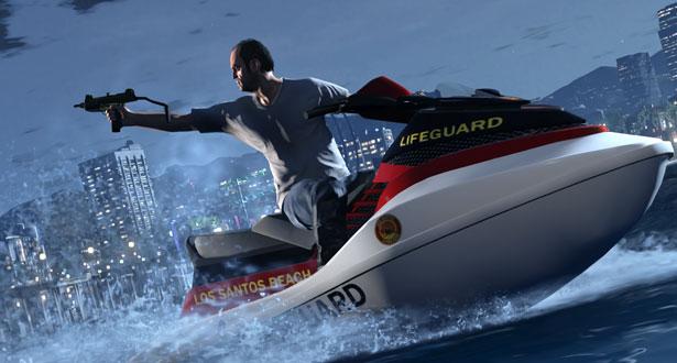 Nuevo Screenshot de GTA V