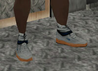 Zapatillas tira