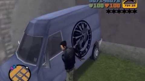 Grand Theft Auto III - Mision TOYZ - La masacre de la Mafia