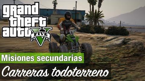 Grand Theft Auto 5 Todas las Carreras todoterreno