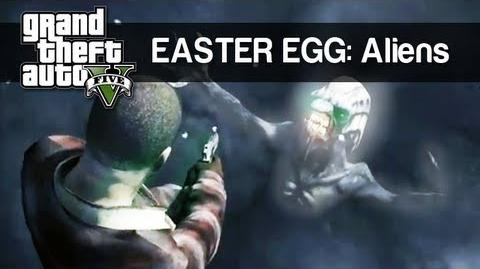 Easter Egg 1 - GTA V