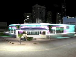 GTAVC The Lab Malibu Club Exterior Render 3