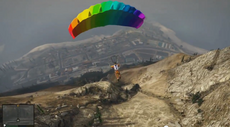 Paracaidismo-V
