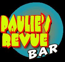 Paulie's Revour Bar logotipo