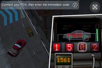 Robo coche 3 (CW) Iphone
