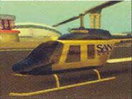 GTA San Andreas Beta News Chopper