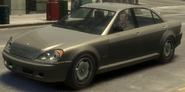 Schafter GTA IV