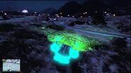 Space Docker de noche GTA V