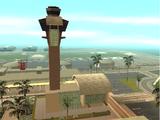 Aeropuerto internacional de Los Santos