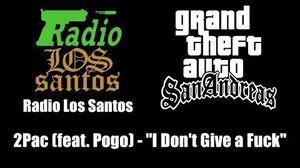 GTA San Andreas - Radio Los Santos 2Pac (feat