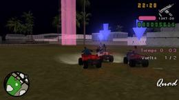 GTA VCS Quedada donde los Quads 6