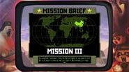 Invade and Persuade II GTA O Misión III Mapa