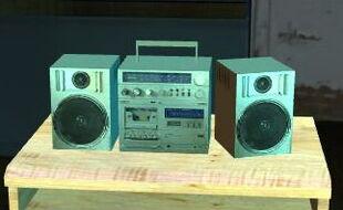 Radiocassete SA