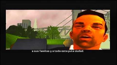 GTA LCS PS2 MISIÓN 49 SAYONARA SINDACCOS