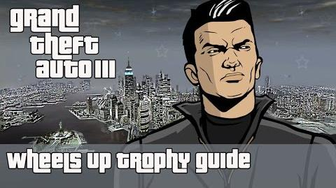 Grand Theft Auto III - Wheels Up (all unique jumps) Trophy Guide