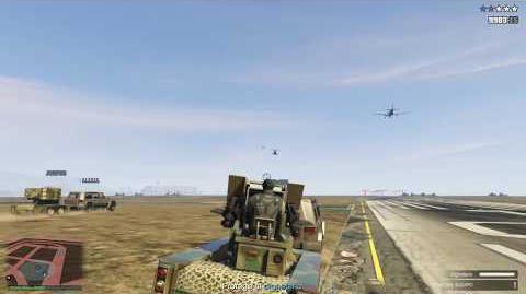 """Gta V - Dlc Militar """"Misiones Agente 14"""" Plan De Escape (Español) Kanox69 Antiaereo"""